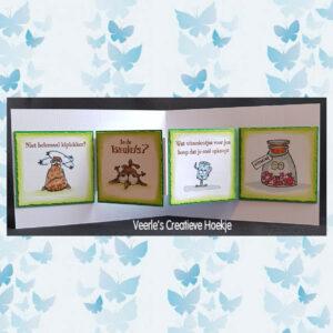 CE Clear Stempels - Beterschap 1 - Carla Creaties 130501/1509