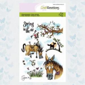 Ce Clear Stempels Sjors 3 Spring Carla Creaties 130501/1613