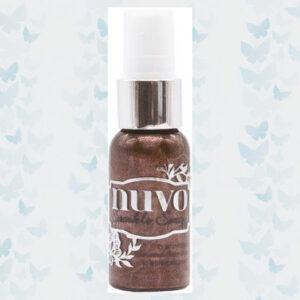 Nuvo Sparkle Spray - Cocoa Powder 1665N