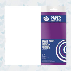 Haza Zijdevloei/Tissue Papier Wit 185901