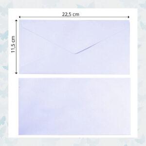 Florence Enveloppen Wit 200112-2001