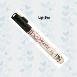 Pebeo Acrylic Marker Light Pink 1.2 Tip 205710