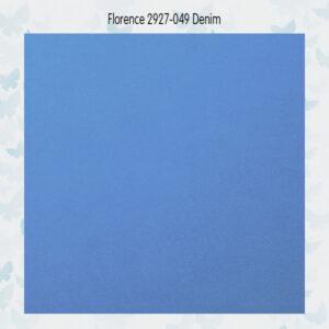 Florence Cardstock Glad Denim 2927-049