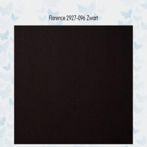 Florence Cardstock Glad Zwart 2927-096