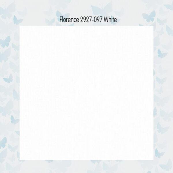 Florence Cardstock Glad Wit 10st 2927-097