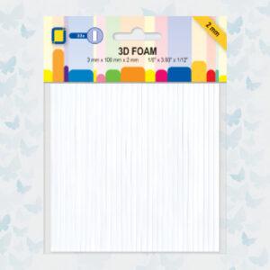 JEJE Produkt 3D Foam Lines 2 mm (3.3055)