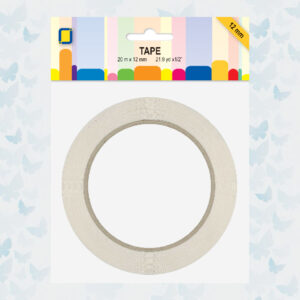 JEJE Produkt Double Sided Adhesive Tape 12mm (3.3196)