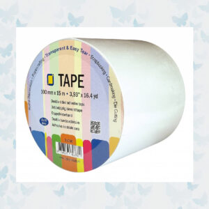 JEJE Produkt Double Sided Adhesive Tape 100 mm (3.3230)