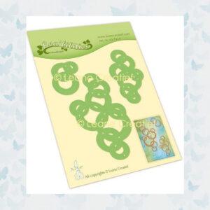 LeCrea - Lea'bilitie® Cirkel ornamenten snijmal 45.7514