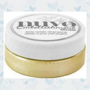 Nuvo Embellishment mousse - Lemon Sorbet 805N
