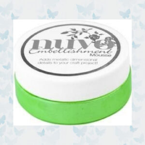 Nuvo Embellishment mousse - Aloe Vera 825N