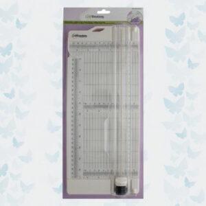 CraftEmotions Paper Trimmer - snijden en rillen 11x30,5 cm