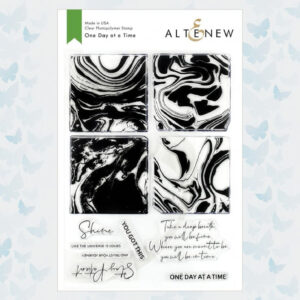 Altenew One Day At A Time Stamp Set ALT3146