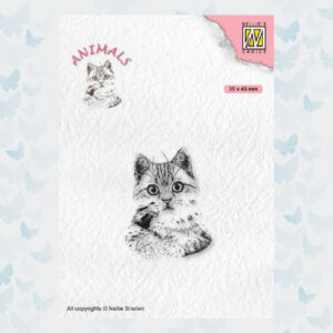 Nellies Choice Clearstempel - Poes ANI021