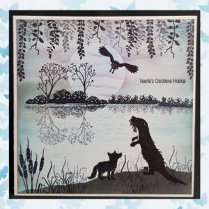 Card-io Stamps Riverside Collectie April 2021