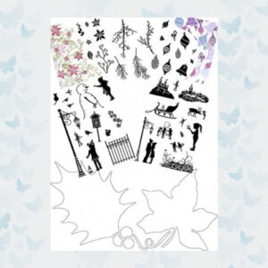 Card-io Stamps Wintertide Collectie BUNCOL09-2020