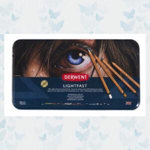 Derwent Lightfast Pencils Blik 72st DLI2302722