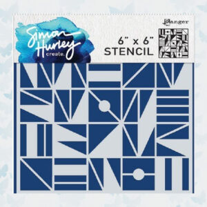 Ranger SH Stencil Geometry HUS77930 Simon Hurley