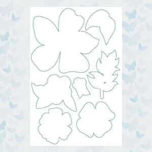 Julie Hickey Snijmallen Floral Fancies JHD-CUT-1002