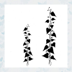 Lavinia Clear Stamp Climbing Ivy LAV182
