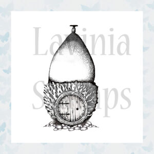 Lavinia Clear Stamp Acorn Dwelling LAV288