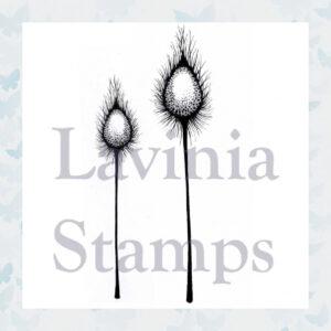 Lavinia Clear Stamp Dragon Pods LAV374