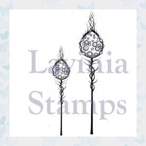 Lavinia Clear Stamp Moon Pods LAV384