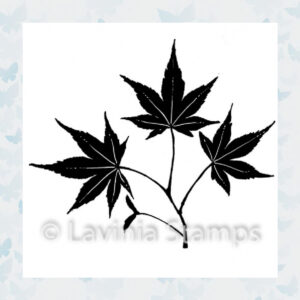 Lavinia Clear Stamp Mini Leaf Nr5 LAV512