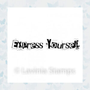 Lavinia Clear Stamp Express Yourself LAV521
