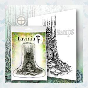 Lavinia Clear Stamp The Inn LAV572