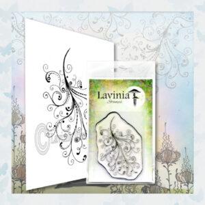 Lavinia Clear Stamp Mystical Swirl LAV589