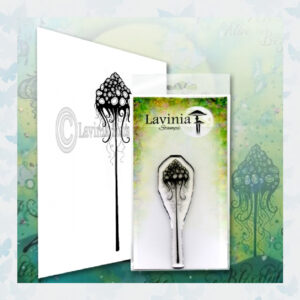 Lavinia Clear Stamp Single Mushroom Lantern LAV597