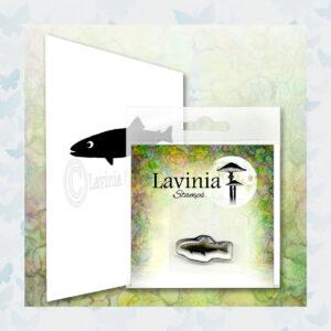 Lavinia Clear Stamp Mini Fish LAV633