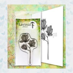 Lavinia Clear Stamp Lilium LAV653