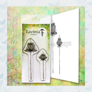 Lavinia Clear Stamp Lilium Set LAV654