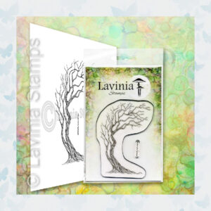 Lavinia Clear Stamp Tree of Courage LAV657
