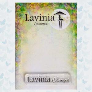 Lavinia Clear Stamp - Lavinia Name LAV675