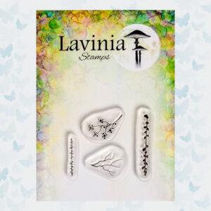Lavinia Clear Stamp - Foliage Set LAV679