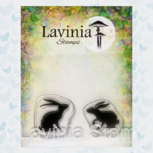 Lavinia Clear Stamp - Forest Hares LAV682