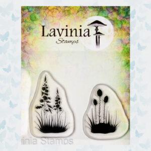 Lavinia Clear Stamp - Silhouette Foliage set LAV683