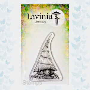 Lavinia Clear Stamp - Toad Lodge LAV686