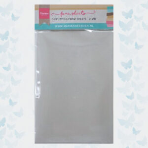 Marianne Design Die-cutting foam sheet A5 - 2 mm zelfklevend LR0023