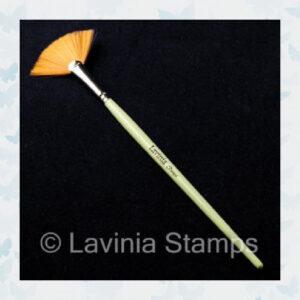 Lavinia Stamps Waaier Borstel