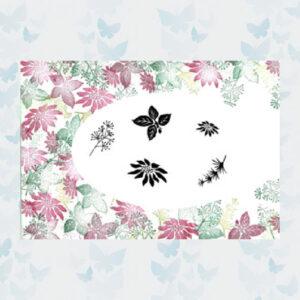 Majestix Clear Stamps Chris. Garden MACH-02