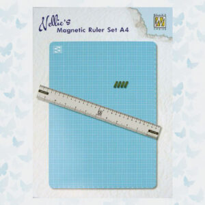 Nellie's Choice Magnetic Ruler Set MAGM001