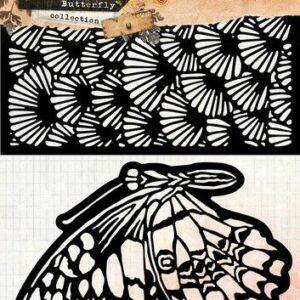 Studio Light A5 Mask Butterfly Collection nr.13 MASKJL13
