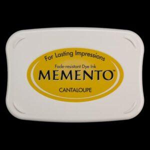Memento inktkussen Large Cantaloupe ME-000-103