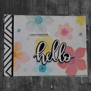 My Favorite Things Die-namics Sweet Hello MFT-1538
