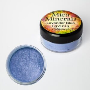 Lavinia Stamps Mica Minerals - Lavender Blue