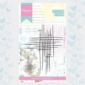 Marianne Design Clear Stamps Doodle Stripes MM1624